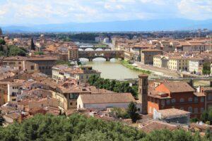 Firenze da Piazzale Michelangelo - 2