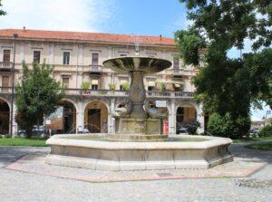 Fontana dei Giardini R. Baden Powell