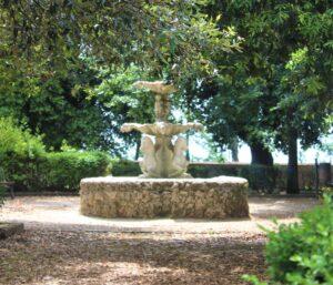 Fontana del Parco Comunale Menotti Garibaldi