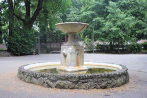 Fontana del Parco di Villa Doria Pamphili