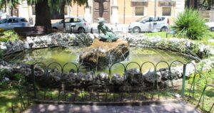 Fontana della Bambina - panoramica