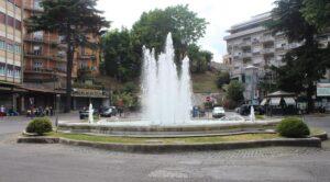 Fontana di Piazza Garibaldi