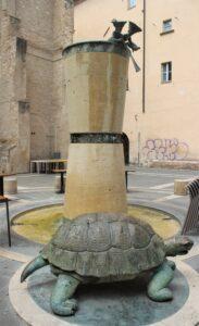 Fontana di Piazza don Minzoni