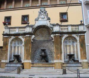Fontana di San Pietro