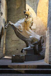 Il Cavallo di Paolo Ballerani