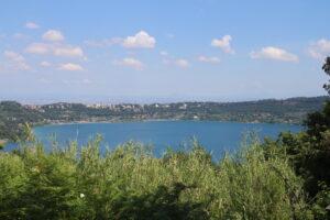 Lago di Albano - panoramica