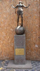 Memoriale per il 90° Anniversario dell'International Inner Wheel