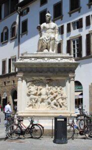 Monumento a Giovanni dalle Bande Nere