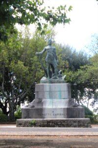 Monumento a Menotti Garibaldi