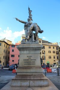 Monumento ai Caduti nella Battaglia di Mentana