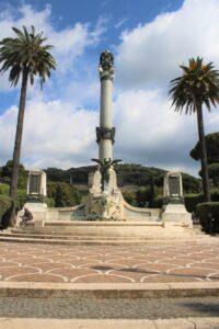 Monumento ai Caduti - panoramica