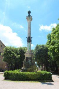 Monumento al XX Giugno