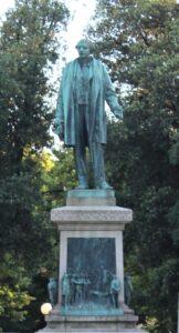 Monumento per Ubaldino Peruzzi