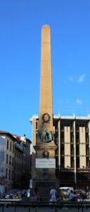 Obelisco di Piazza dell'Unità Italiana