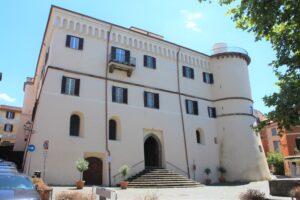 Palazzo Vescovile - fronte