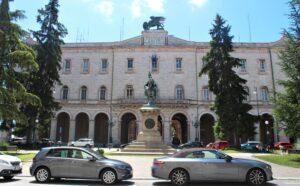 Palazzo della Provincia e della Prefettura