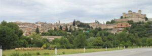 Panoramica di Spoleto - 1