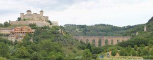 Panoramica di Spoleto - 2