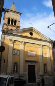 Parrocchia San Vincenzo in Sant'Andrea