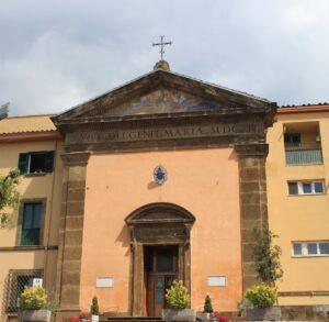 Parrocchia di Maria Santissima di Capocroce