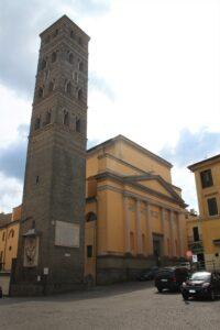 Parrocchia di Santa Maria in Trivio e Torre del Trivio