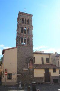Parrocchia di Santa Maria in Vivario - campanile