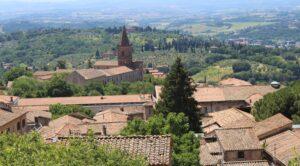 Perugia dai Giardini Carducci - 1
