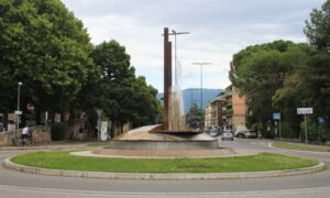 Rotonda con Fontana
