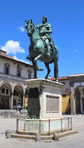 Statua Equestre al Granduca Ferdinando I° de' Medici
