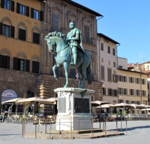 Statua Equestre di Cosimo I° de' Medici