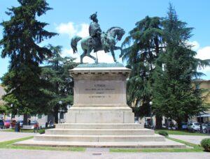 Statua equestre di Vittorio Emanuele II°