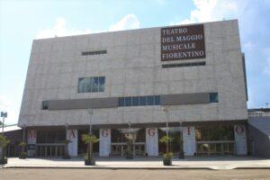 Teatro del Maggio Musicale Fiorentino - facciata