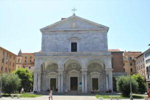 Cattedrale di San Francesco - vista frontale