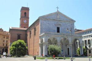 Cattedrale di San Francesco - vista laterale