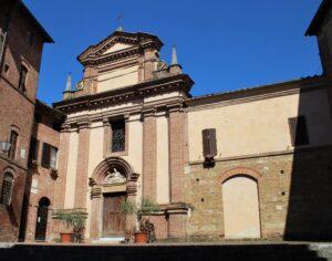 Chiesa San Pietro alle Scale