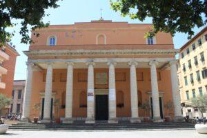 Chiesa di San Benedetto - vista frontale