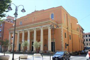 Chiesa di San Benedetto - vista laterale