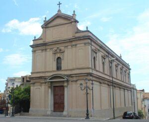 Chiesa di San Sebastiano Martire al Crocefisso