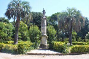 Colonna Scultorea della Dea Igea
