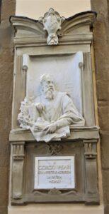 Dedica a Giorgio Vasari