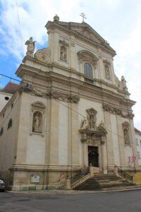Katholische Kirche Maria Rotunda