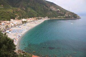 La spiaggia di Scilla