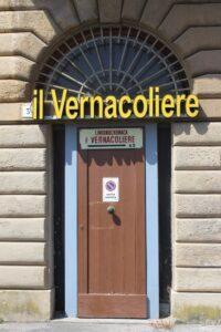 La storica sede del Vernacoliere