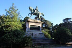 Monumento Equestre a Giuseppe Garibaldi