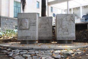 Monumento a Corrado Alvaro
