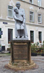 Monumento a Johannes Von Gott