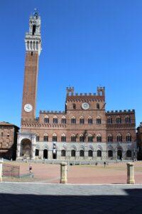 Palazzo Pubblico e Torre del Mangia