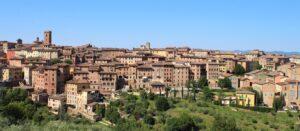 Panorama dall' Orto dei Tolomei - 2
