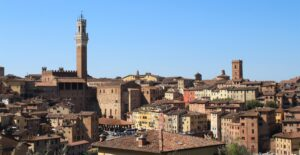 Panorama dall' Orto dei Tolomei - 3