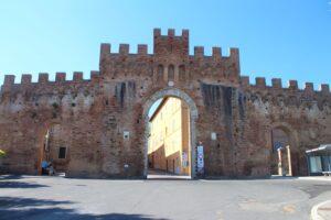 Porta Tufi